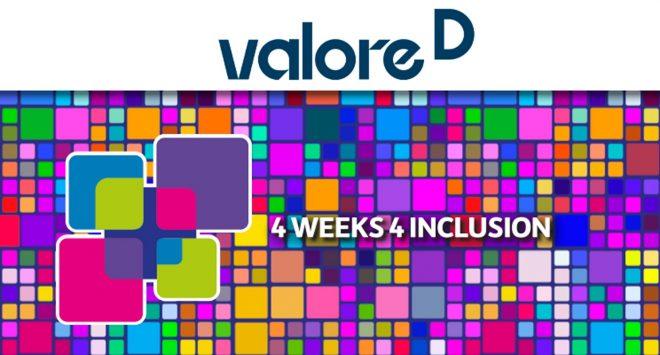Valore D a 4W4I,  il più grande evento dedicato all'inclusione, insieme a oltre 200 imprese